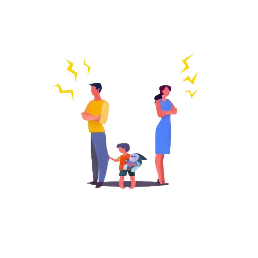 کمبود محبت در کودکی
