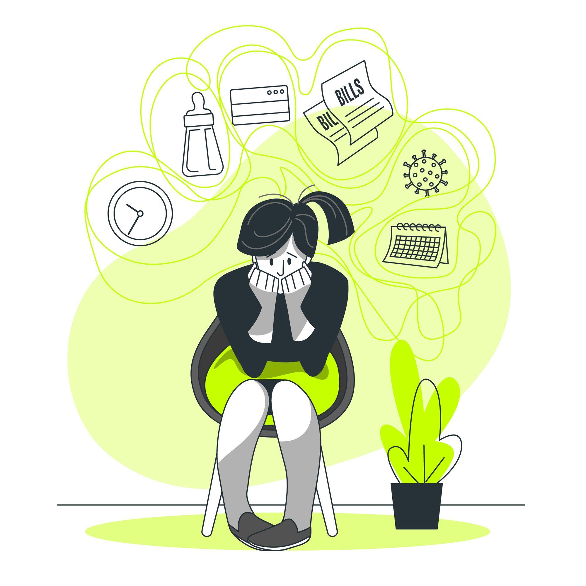 روان درمانی اضطراب